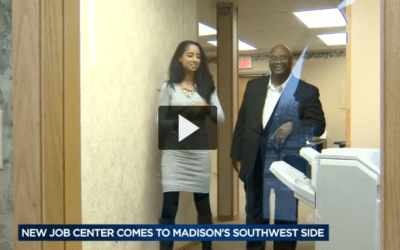New Job Center Opens in Madison to serve Southwest Neighborhoods