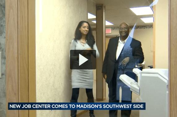 New Job Center Opens in Madison to serve Southwest Neighborhoods