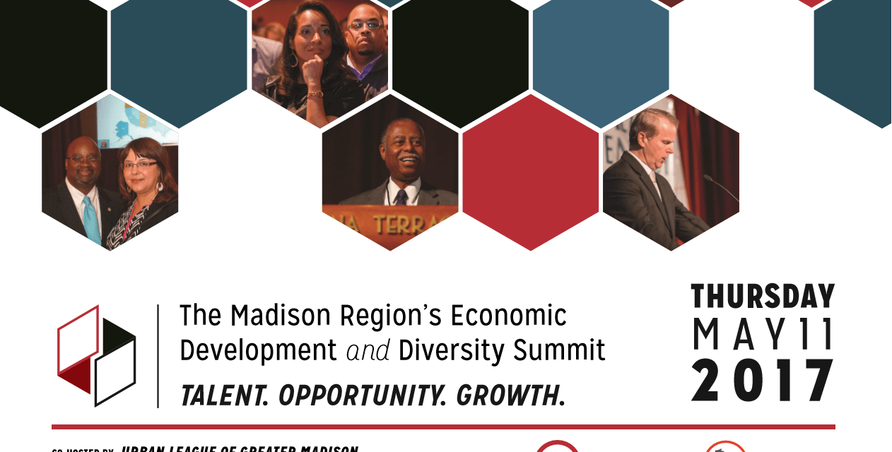 Media Advisory: Madison Region's Economic Development & Diversity Summit