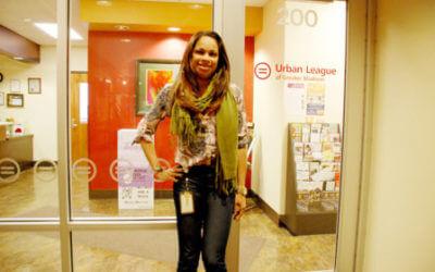 Mariam Núñez-Maldonado de la República Dominicana a Madison
