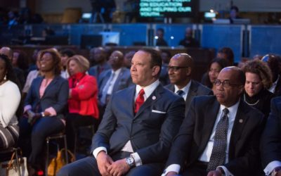 Forward Ever, Backwards Never: Urban League's Dr. Ruben Anthony Assesses State of Black America