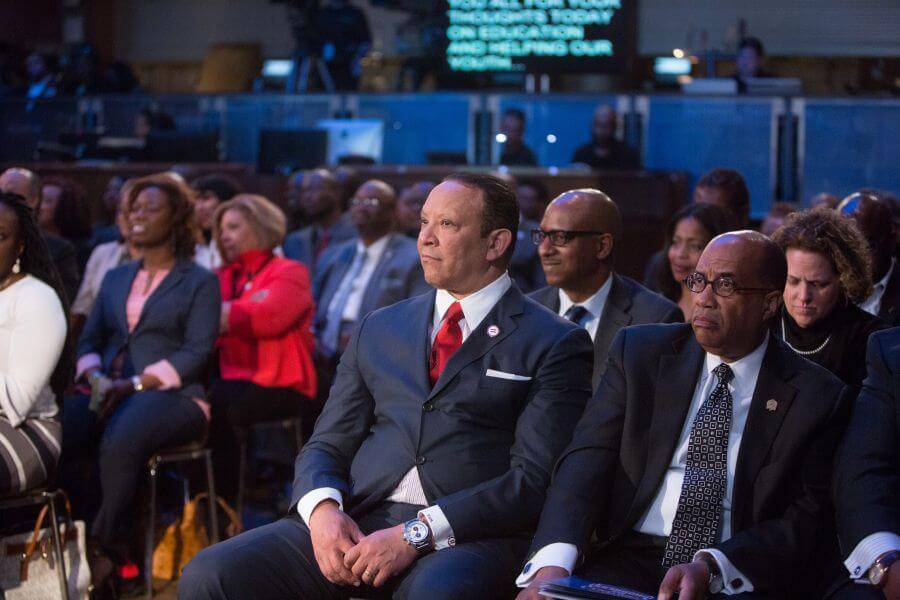 Forward Ever, Backwards Never: Urban League?s Dr. Ruben Anthony Assesses State of Black America